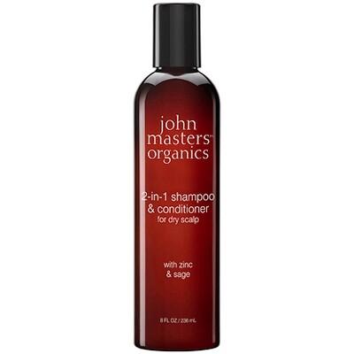 Shampoo tegen droge hoofdhuid