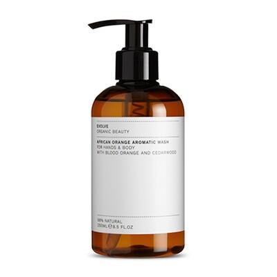 African Orange Aromatic Wash