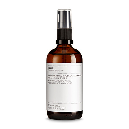 Travelsize Liquid Crystal Micellic Cleanser