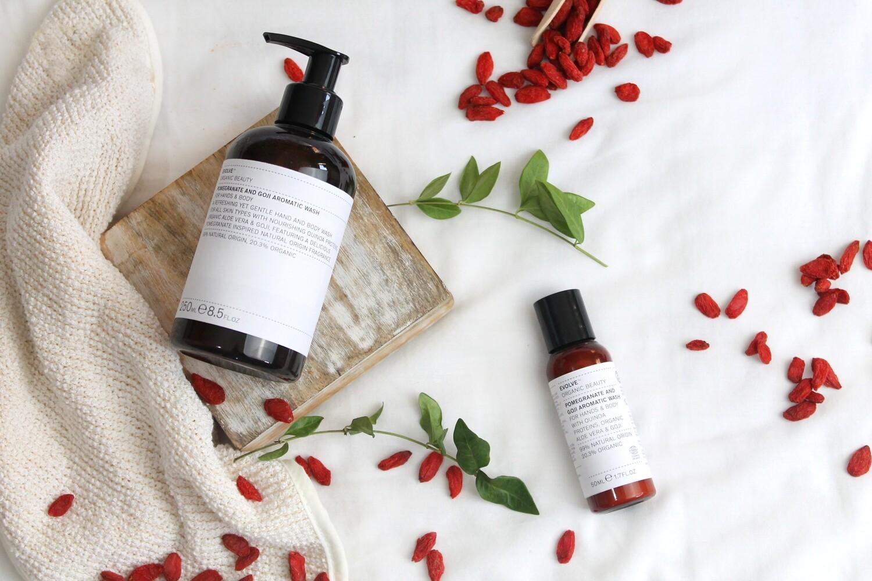 Pomegranate and Goji Aromatic Wash