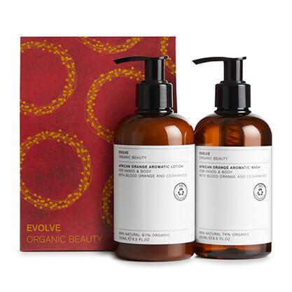 African Orange Aromatic Duo