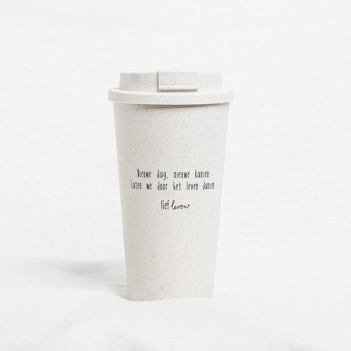 Koffie-to-go Beker