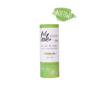 Deo Stick Luscious Lime (vegan)