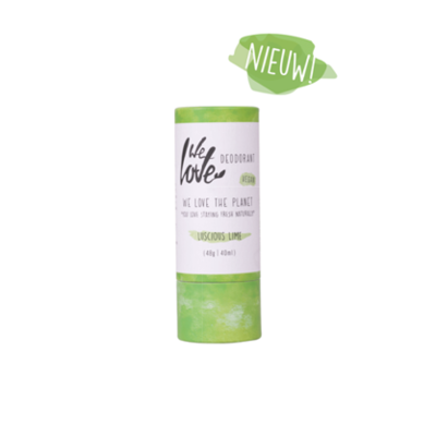 Deo Stick Luscious Lime (vegan)