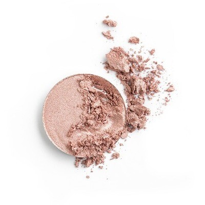 Compact Mineral Eyeshadow 'Pretty in Pink'