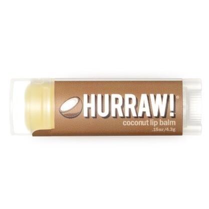Lippenbalsem HURRAW! Kokos