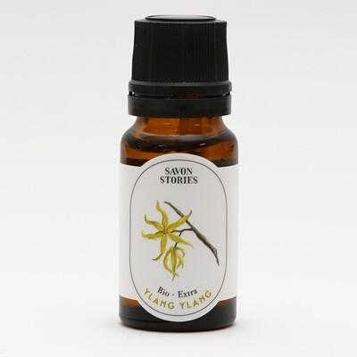 Essentiële olie: Ylang Ylang