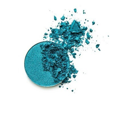 Compact Mineral Eyeshadow 'Bright'