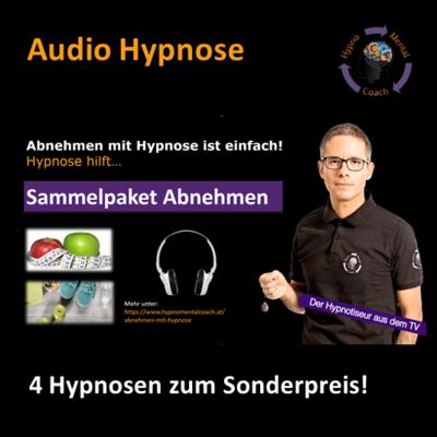 Audio Hypnose: Spezial-Paket Abnehmen - der einfache Weg abzunehmen