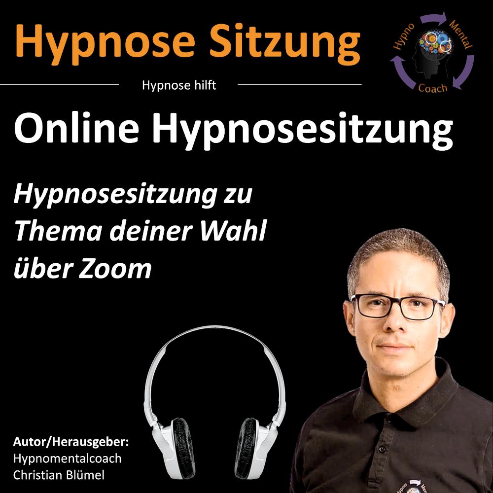 Gutschein: Online Hypnosesitzung zu Thema deiner Wahl