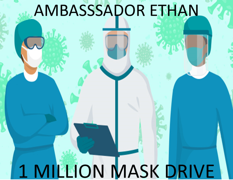 1 Million Mask Campaign