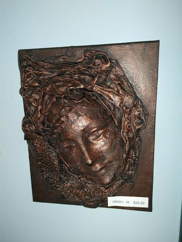 Face Mask Wall art