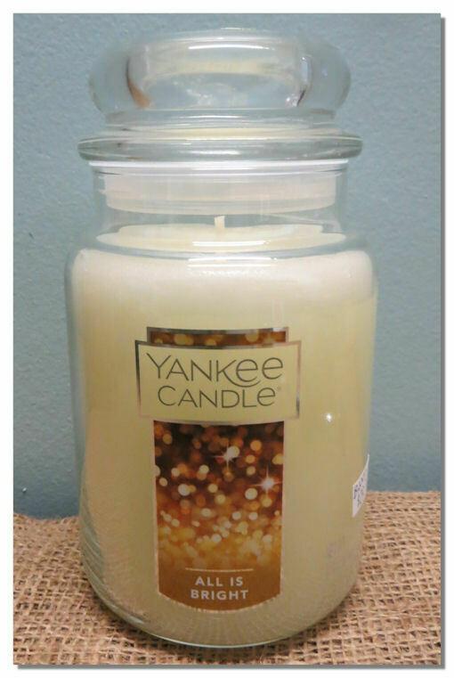 Yankee Candle 623g jar