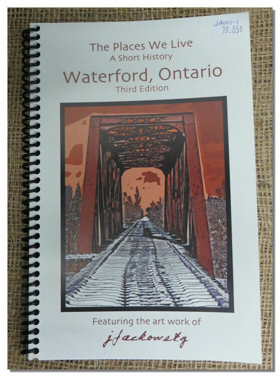 The Places We Live - Waterford by Jack Jackowetz