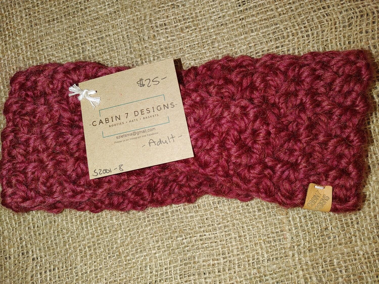 Crochet Earwarmer