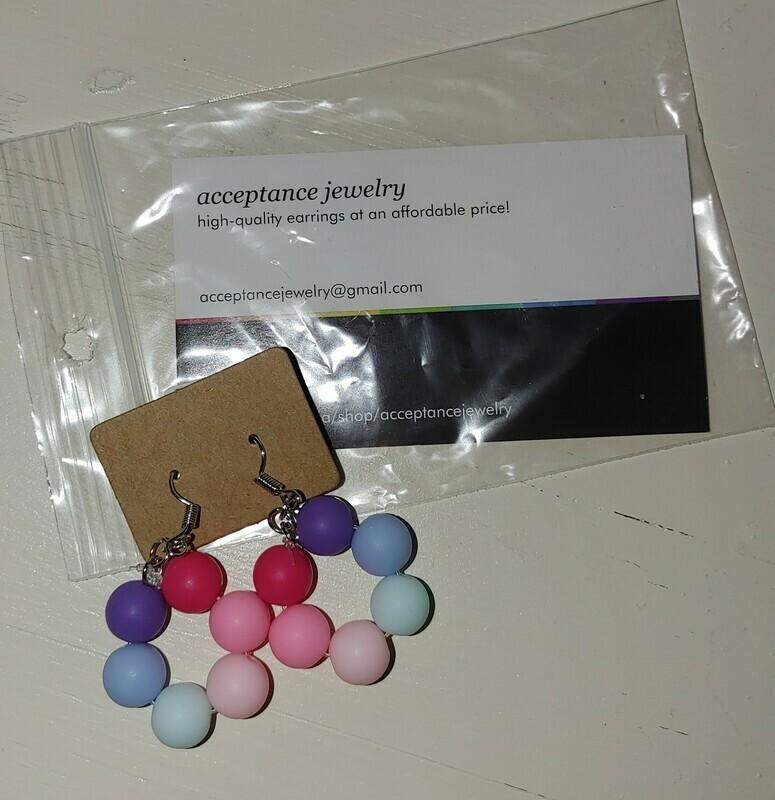 Earrings by Acceptance Jewelry