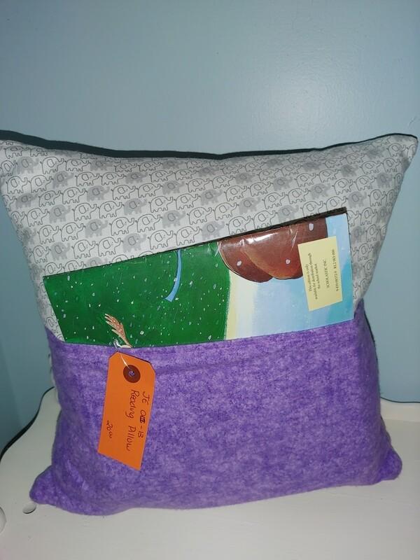 Kids Reading Pillow