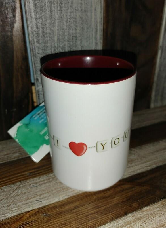 Coffee Mug - I ❤ YOU