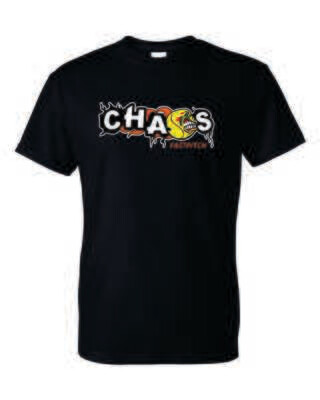 CHAOS FASTPITCH T-SHIRT, 5 Colors Available