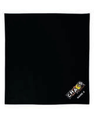 CHAOS FASTPITCH BLANKET, 2 Colors Available, Personalization Included