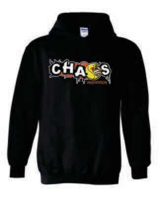 CHAOS FASTPITCH HOODED SWEATSHIRT, 5 Colors Available