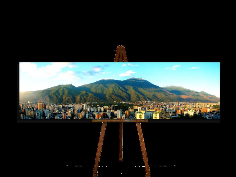 Avila En La Tarde, Cerro Avila, Caracas