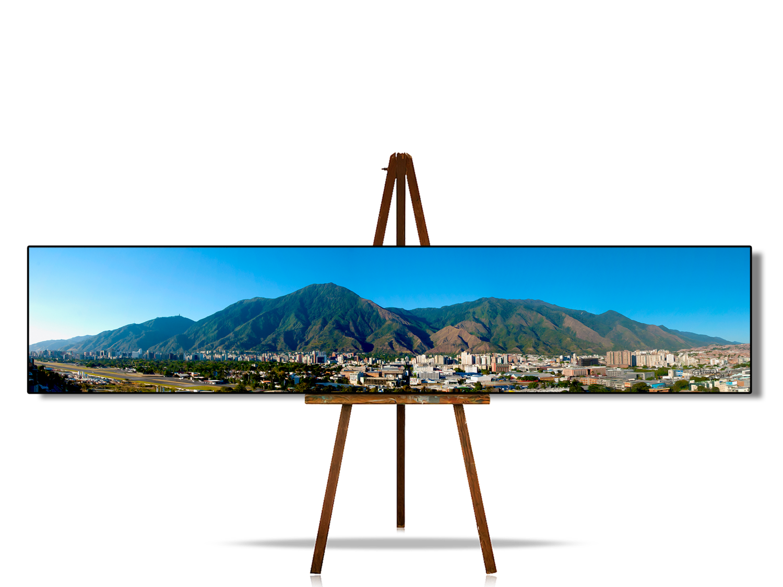 Avila Panorámico, Cerro Avila, Caracas