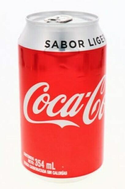 Coca Cola Sabor Ligero