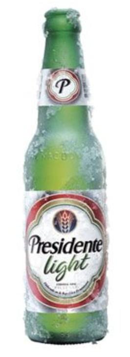 Cerveza Presidente light Peq