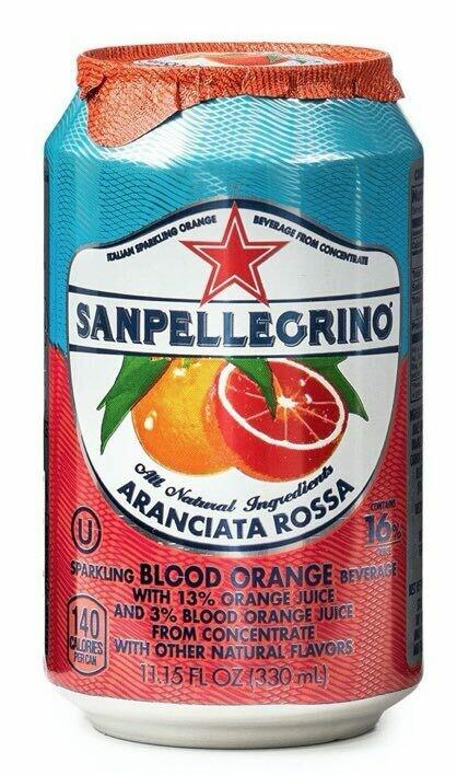 Sanpellegrino Aranciata Rossa