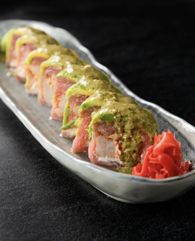 Riceless Tuna Roll
