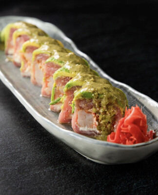 Akami Riceless Tuna Roll