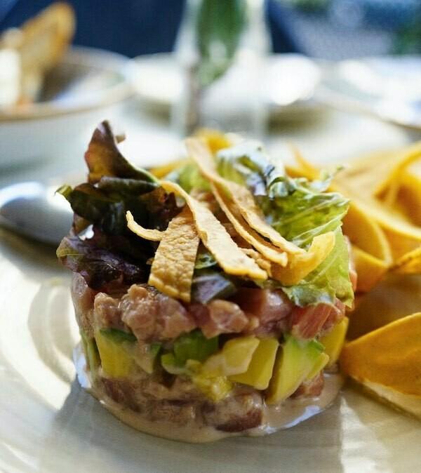Classic Tuna Tartar