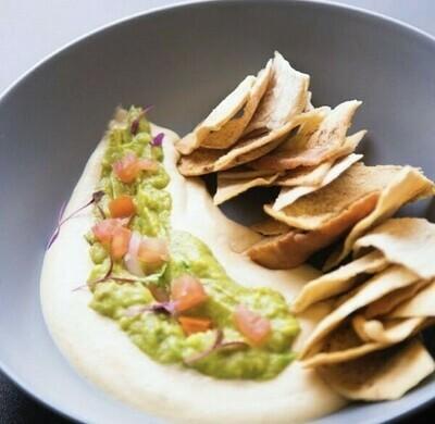 Hummus y Guacamole