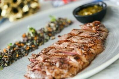 New York Striploin Steak Angus 14oz