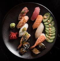Nigiri Salmon Con Trufa  P/U