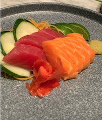 Sashimi de Tuna