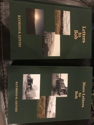 Letters to Bob Book Set