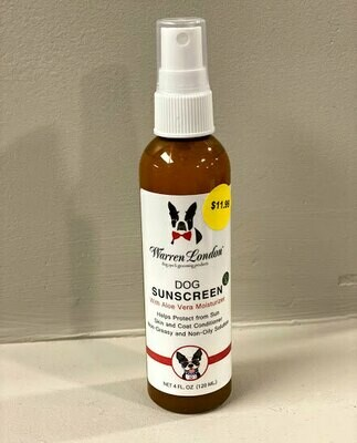Warren London Dog Sunscreen Spray