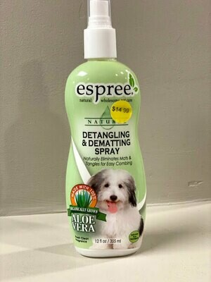 Demat Detangle Spray (12oz)