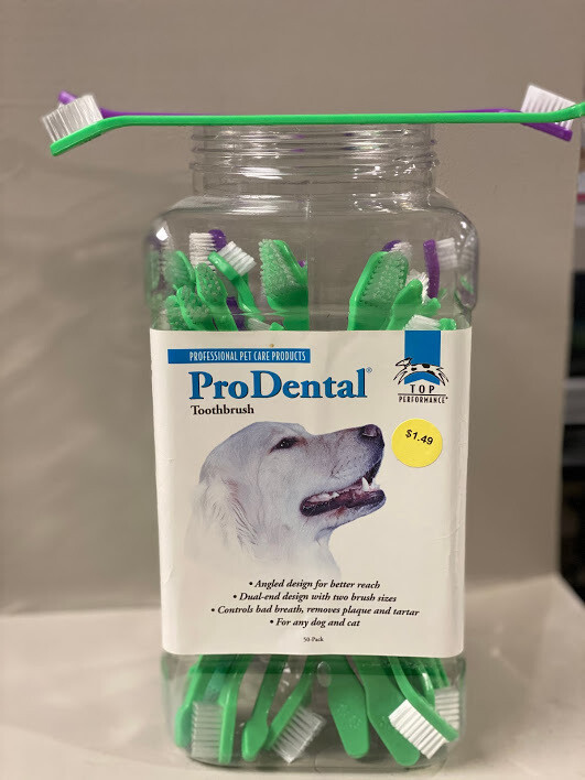 ProDental Dual Ended Toothbrushes