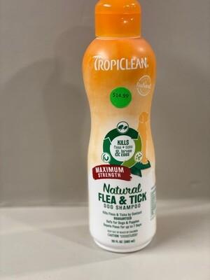 Natural Chemistry De Flea Shampoo