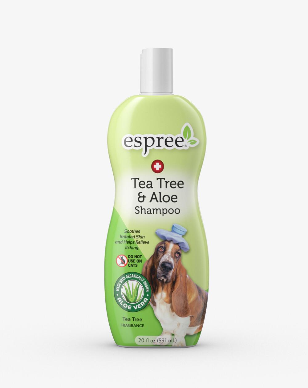 Espree Tea Tree Shampoo (12oz)