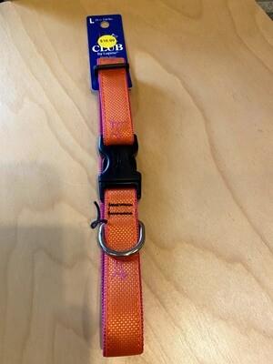 Collar - Orange & Pink