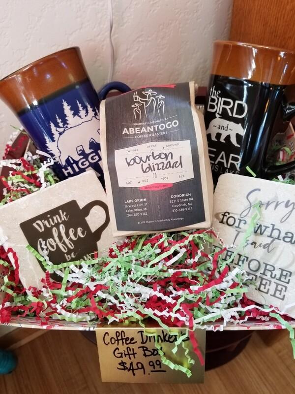 Coffee Drinker's Gift Box