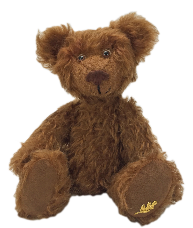 Arthur the Mohair Billy Bear