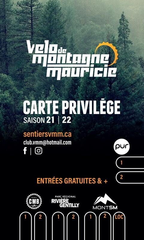 Carte Privilège VMM 2021