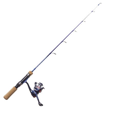 AMUNDSON ICE FISHING COMBO CANNE SK28M-01 + MOULINET SK2/10, 28''  MEDIUM