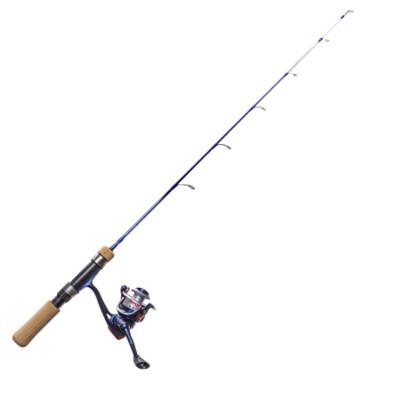AMUNDSON ICE FISHING COMBO CANNE SK25L-01 + MOULINET SK2/10, 25'' LIGHT