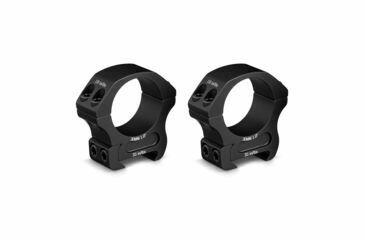 """Vortex Anneaux Pro 30mm Bas 0.90""""/22.9mm (deux anneaux)"""